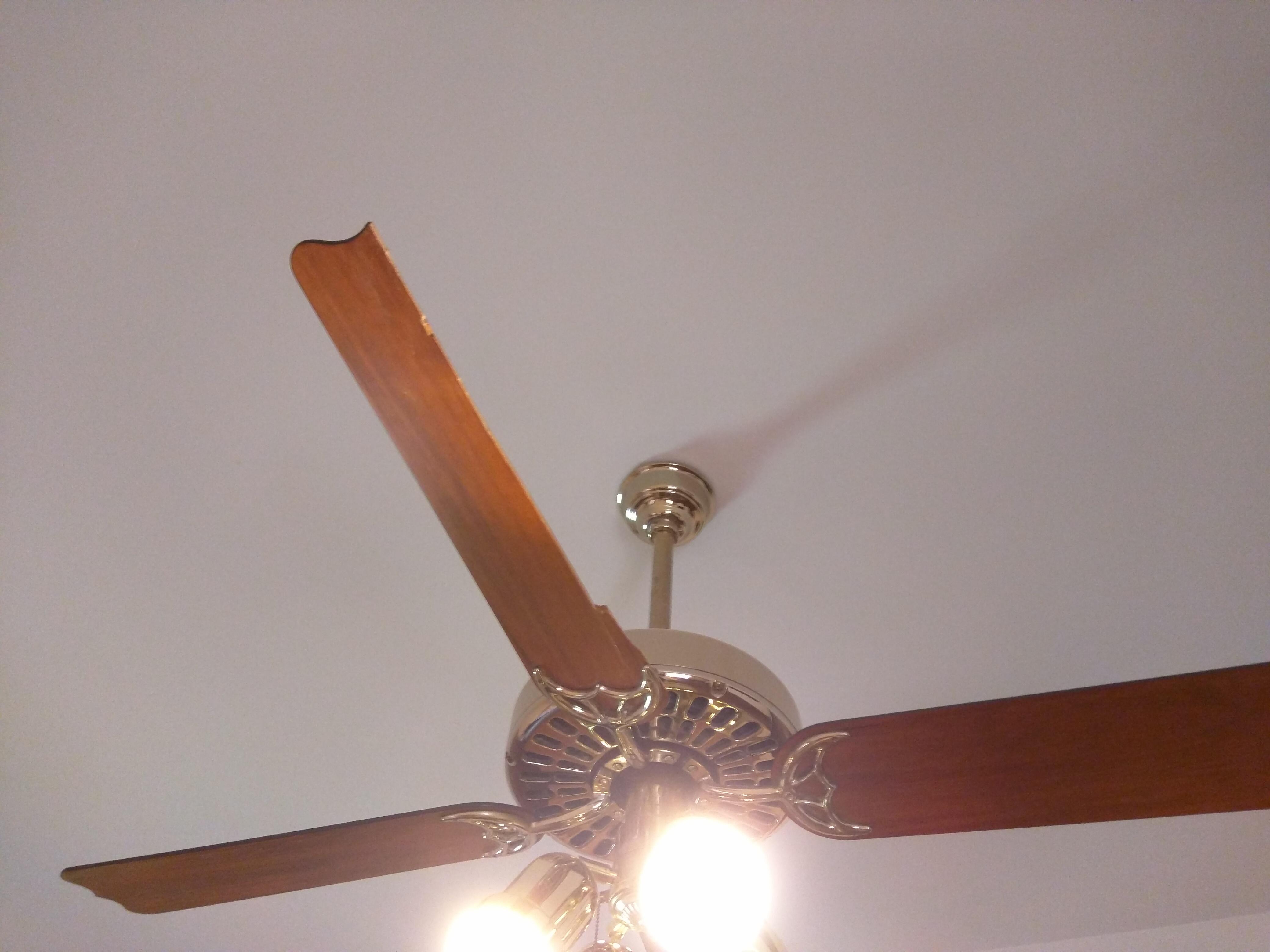 Broken Ceiling Fan : Hardwood flooring archives nightmares